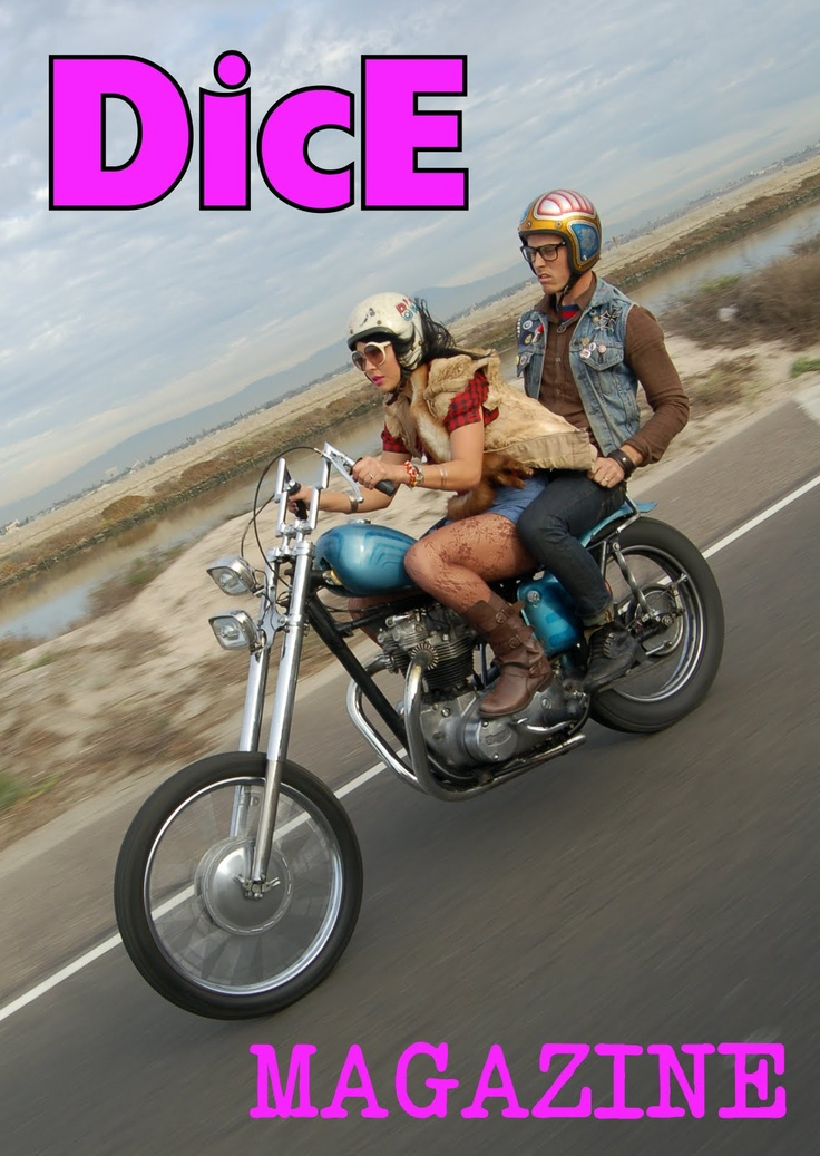DicE Magazine - UK/USA