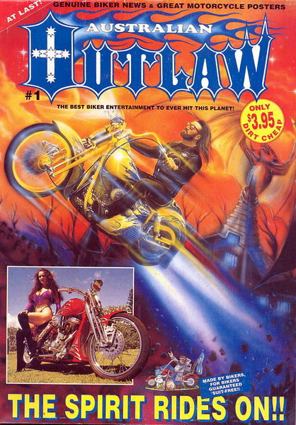 Outlaw Motorcycle Magazine - Bing images
