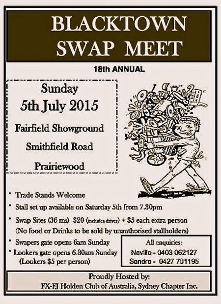 act swap meet